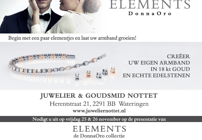 Elements of my life event 25 & 26 november