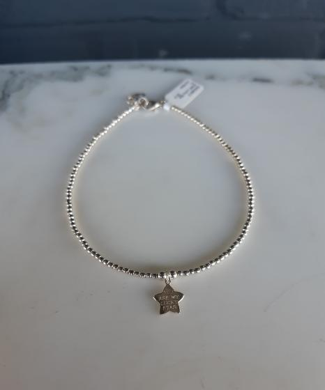 Anklet Lucky Star