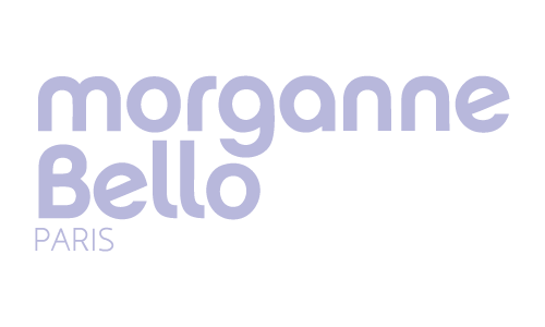 logo Morganne Bello