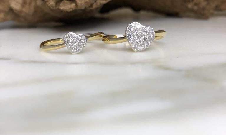 DoDo ringen met diamant