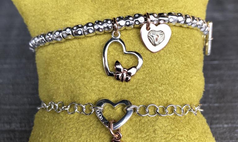 DoDo armbanden voor valentijn.