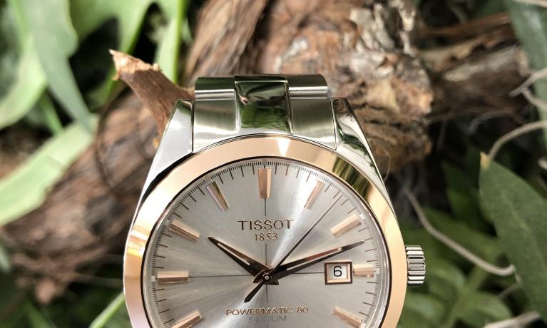 Goud collectie van Tissot