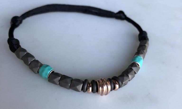 DoDo Jewels armband, samengesteld door klant.