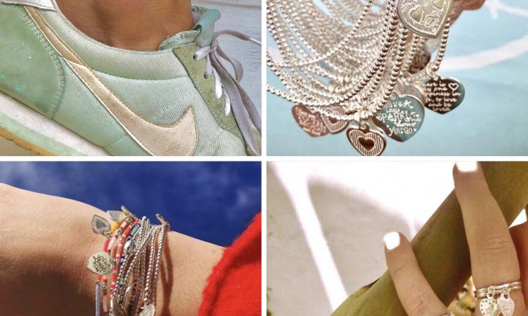 Joy Jewellery Bali, altijd een zeer grote collectie in huis. Enkelbandjes, armbanden, oorbellen, colliers en ringen.