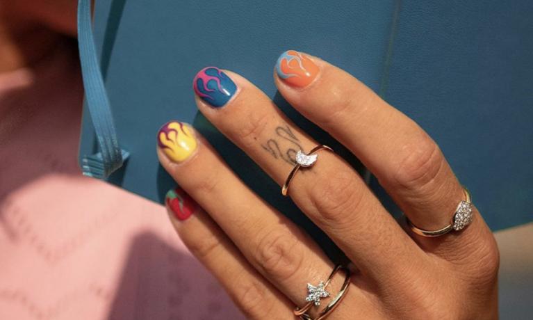 Dodo ringen met diamant.