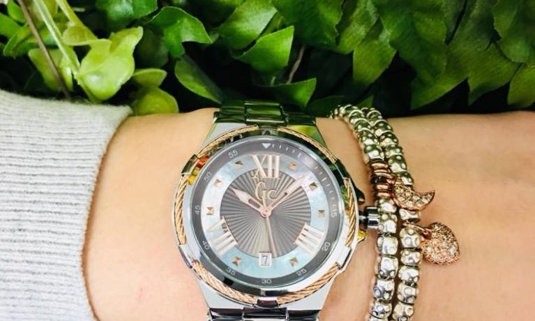Nieuw horloge van Gc