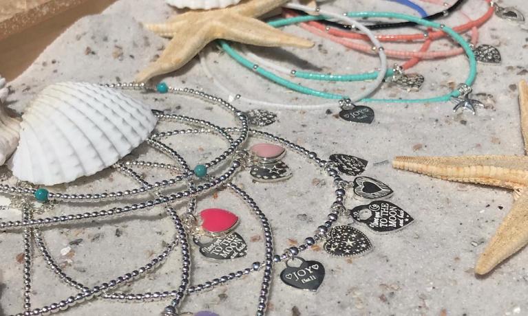 Joy Jewellery Bali enkelbandjes