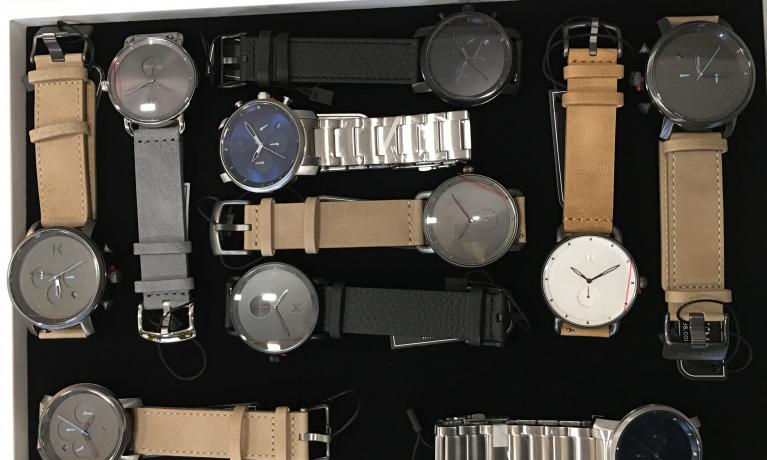 Nieuwe voorraad van MVMT is binnen. Super leuke horloges tussen €100,- & 155,-