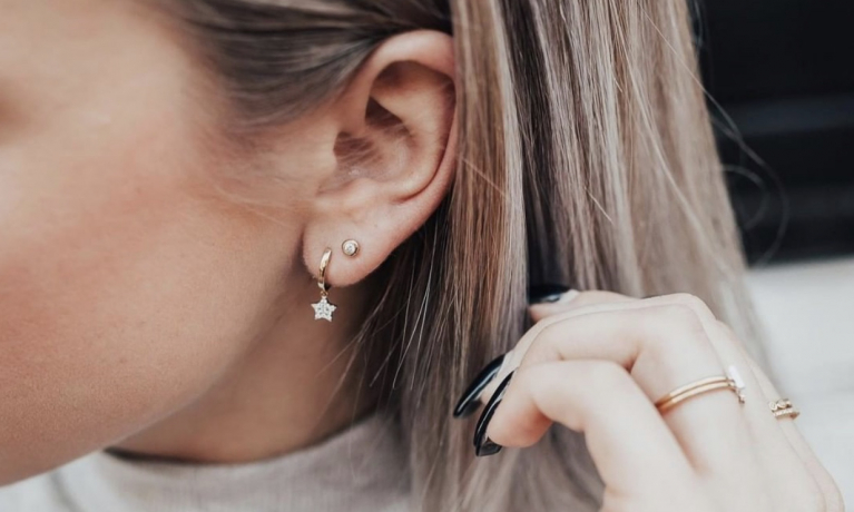 Nieuw bij juwelier & goudsmid Nottet. Culet gouden sieraden met diamant. Fijn en vrouwelijk. Voor de vrouw met zelfvertrouwen die houdt van kwaliteit.