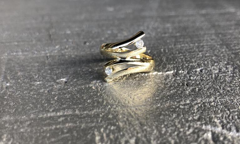 Vermaakte trouwring