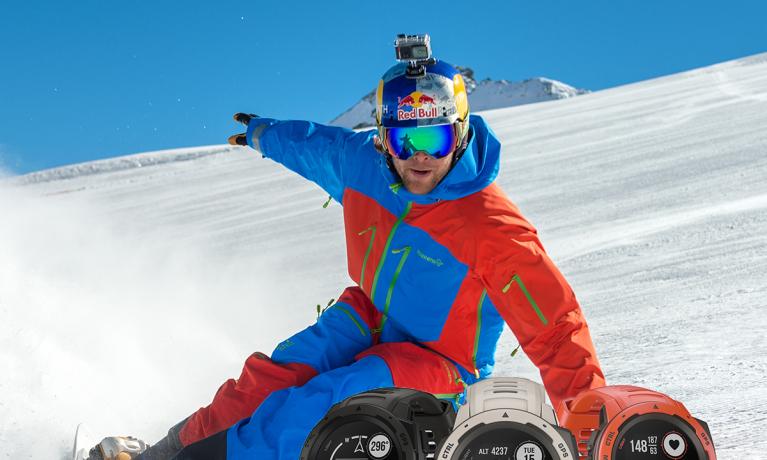 Garmin Instinct is jouw ideale wintersportpartner!